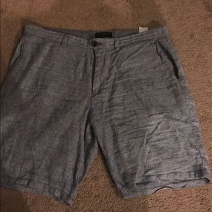 Gray board shorts